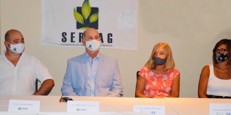 Acuerdo firmado entre SERVAG y UDE